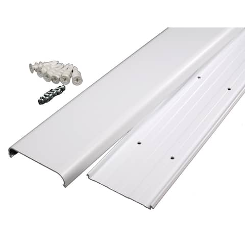 Wiremold / Legrand Flat Screen TV Cord Cover Kit