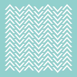 Template 12 X12 - Chevron