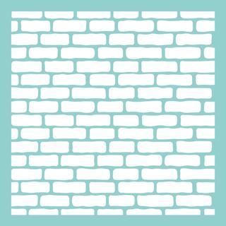 Template 12 X12 - Bricks