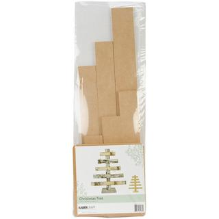 Beyond The Page MDF Christmas Tree - 18.75 X7.5 X22.75
