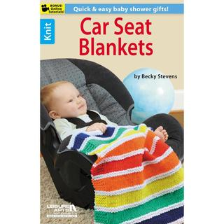 Leisure Arts - Car Seat Blankets