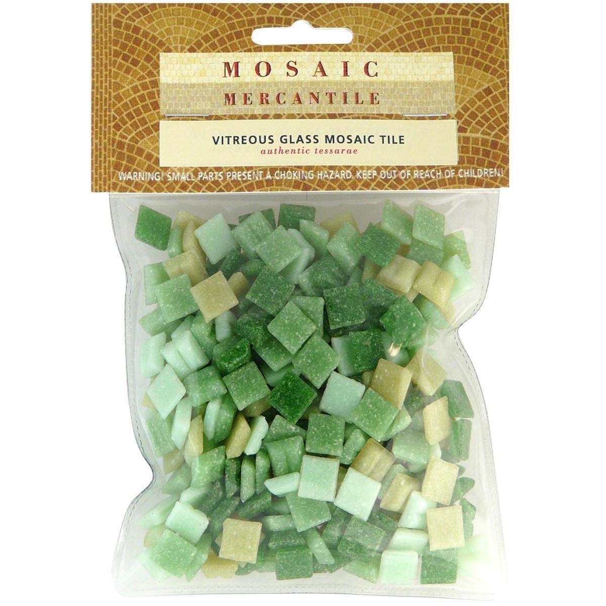 MOSAIC Mercantile 3/8 Mini Mosaic Mix 1/2 Pound - Landsca...