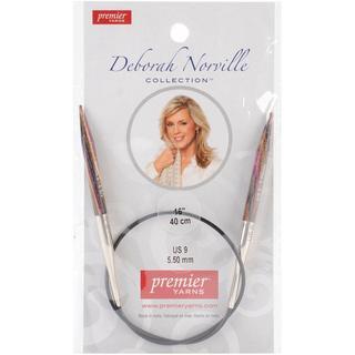 Deborah Norville Fixed Circular Needles 16 - Size 9/5.5mm