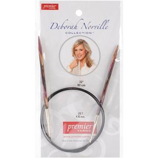 Deborah Norville Fixed Circular Needles 32 - Size 7/4.5mm