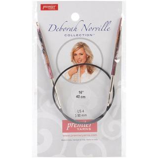 Deborah Norville Fixed Circular Needles 16 - Size 4/3.5mm