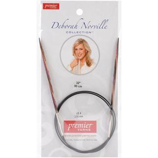 Deborah Norville Fixed Circular Needles 32 - Size 4/3.5mm