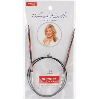 Deborah Norville Fixed Circular Needles 32 - Size 6/4mm