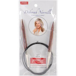 Deborah Norville Fixed Circular Needles 32 - Size 13/9mm