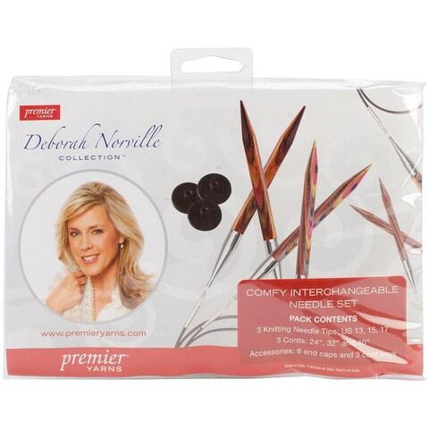 Deborah Norville Interchangeable Set -