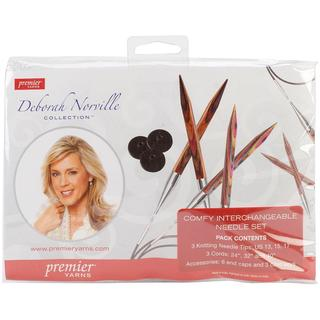 Deborah Norville Interchangeable Set -