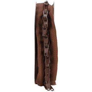 Make-A-Zipper Kit 5-1/2yd - Brown