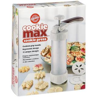 Cookie Max Cookie Press Kit -