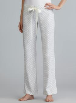 White Lounge Pants