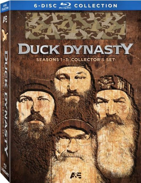 Duck Dynasty: Seasons 1-3 (Collector's Set) (Blu-ray Disc)