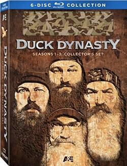 Duck Dynasty: Seasons 1-3 (Collector's Set) (Blu-ray Disc)
