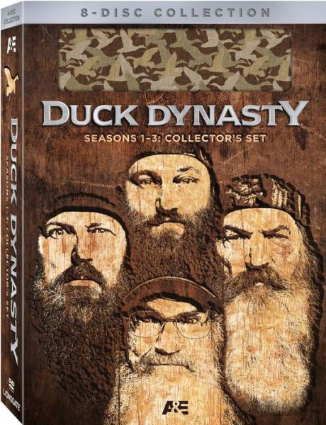 Duck Dynasty: Seasons 1-3 (Collector's Set) (DVD)