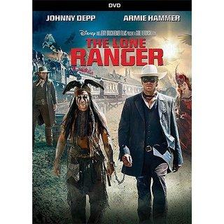 The Lone Ranger (DVD)