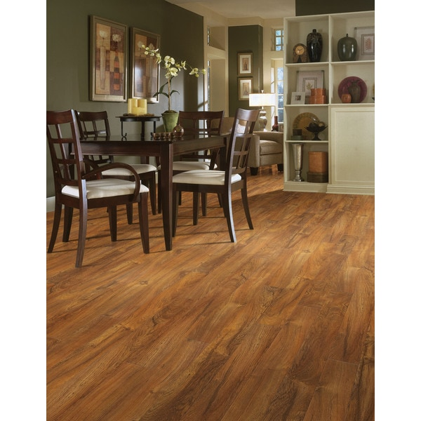 Shop Shaw Industries Americana Collection Laminate Flooring 2519
