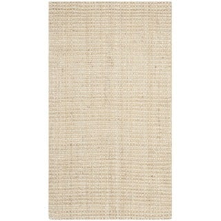Safavieh Casual Natural Fiber Hand-loomed Ivory Jute Rug (2' x 3')