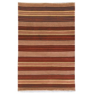 Safavieh Hand-knotted Lexington Multi-Colored Wool Rug (4' x 6')