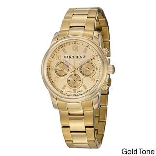 Stuhrling Original Women's Aruba Swiss Quartz Bracelet Watch