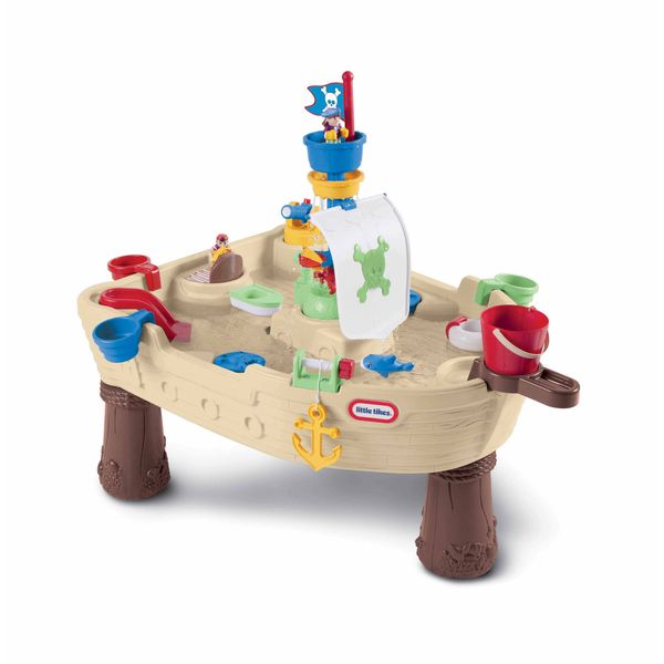 Shop Little Tikes Anchors Away Pirate Ship 40 00 L X 29