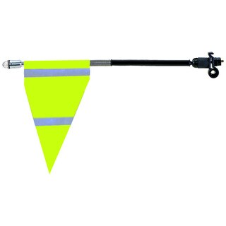 LED Safety Flag