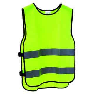 Reflective Safety Vest XL|https://ak1.ostkcdn.com/images/products/8386632/8386632/Reflective-Safety-Vest-XL-P15690023.jpg?impolicy=medium