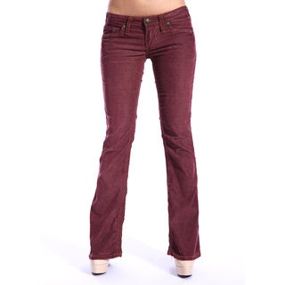 Stitch's Women's Boot Cut Casual Pants