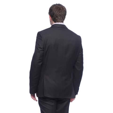 Kenneth Cole Reaction Men's Charcoal Suit Separates Coat