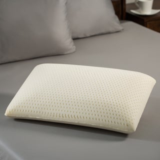 Premium Natural Latex Foam Pillow (2 options available)