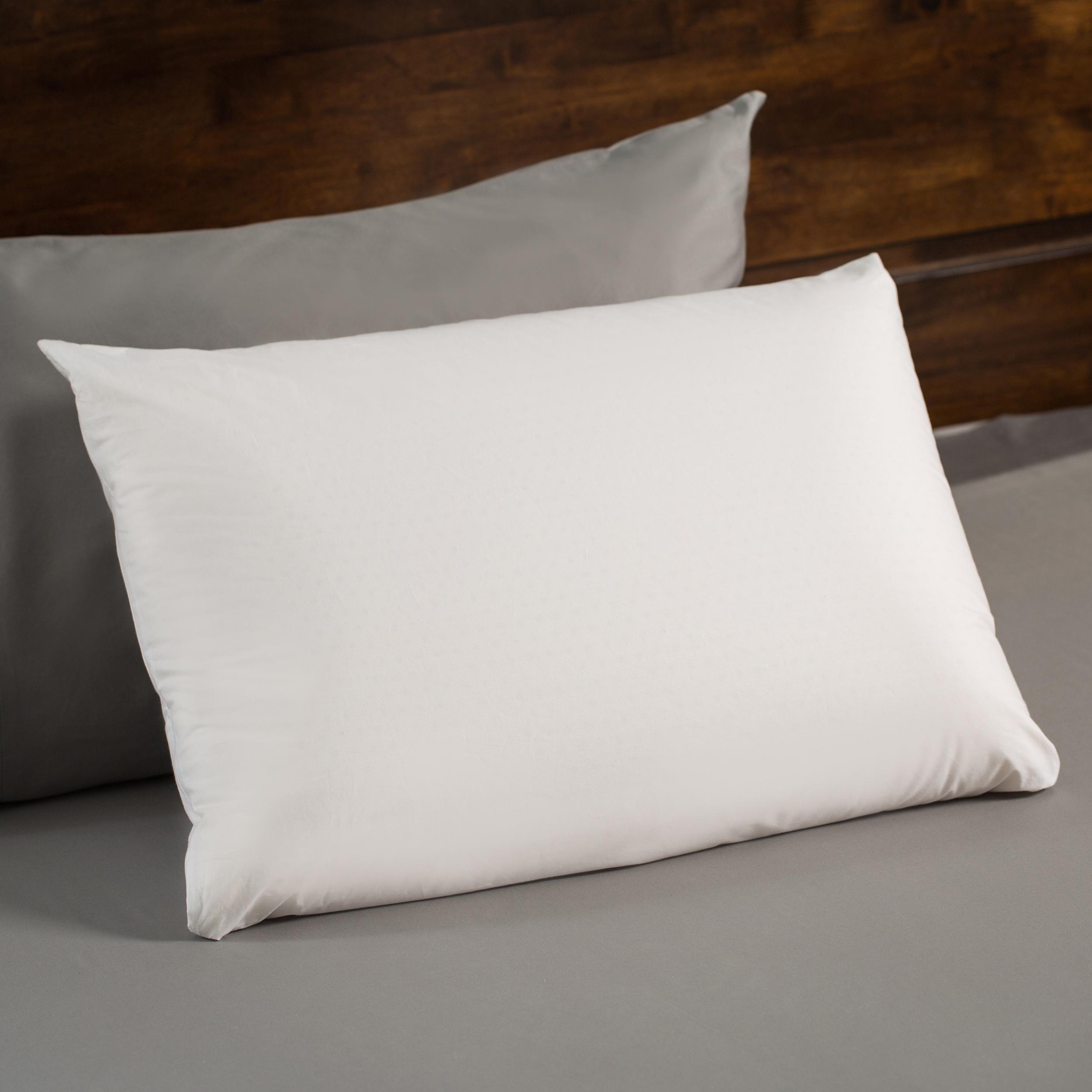 Down vs Memory Foam Pillows