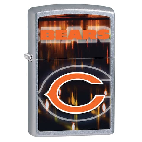 Zippo NFL Chicago Bears Refillable Lighter