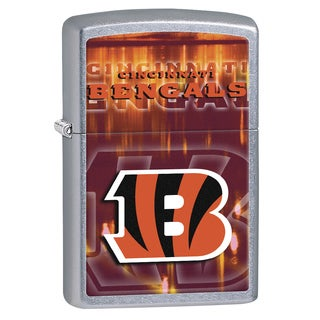 Zippo NFL Cincinnati Bengals Refillable Lighter