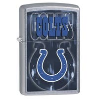 Zippo NFL Indianapolis Colts Refillable Lighter