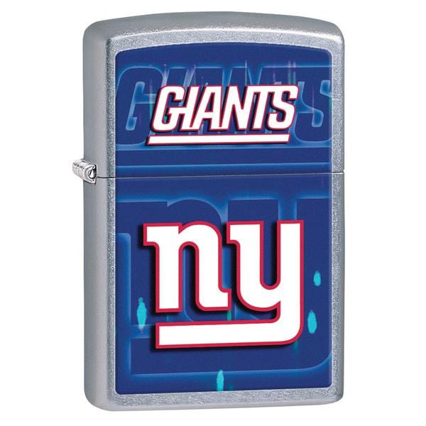 Zippo NFL New York Giants Refillable Lighter