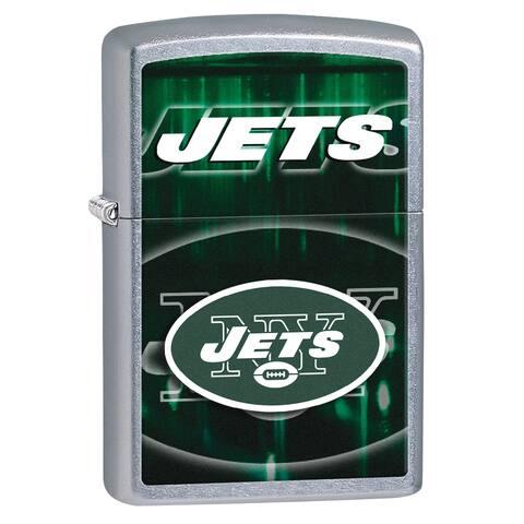 Zippo NFL New York Jets Refillable Lighter