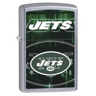 Zippo NFL New York Jets Refillable Lighter
