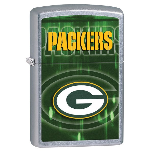 Zippo NFL Green Bay Packers Refillable Lighter
