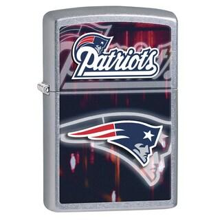 Zippo NFL New England Patriots Refillable Lighter|https://ak1.ostkcdn.com/images/products/8387322/Zippo-NFL-New-England-Patriots-Refillable-Lighter-P15690507.jpg?_ostk_perf_=percv&impolicy=medium