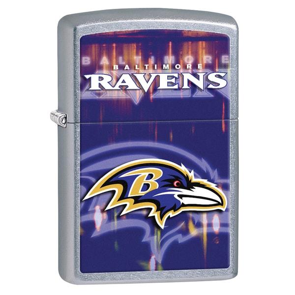 Zippo NFL Baltimore Ravens Refillable Lighter