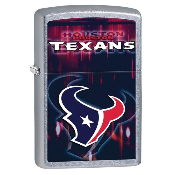 Zippo NFL Houston Texans Refillable Lighter