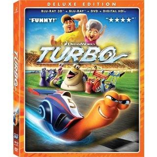Turbo 3D (Blu-ray/DVD)