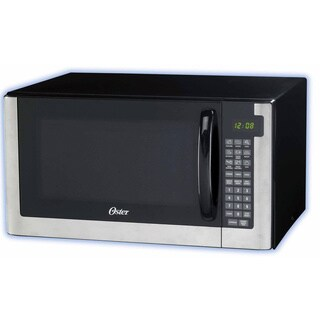 Oster OGG61403-B 1.4-cubic foot Digital Microwave Oven