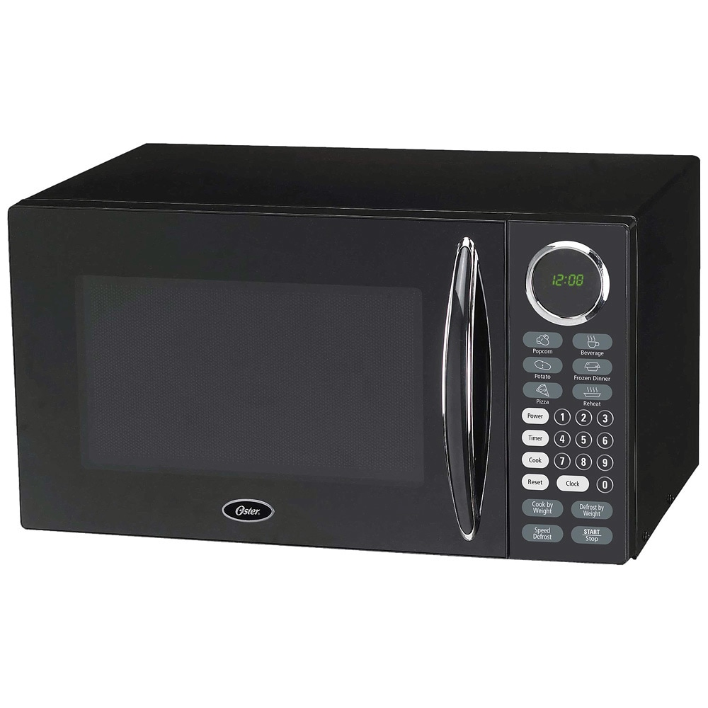 Oster Ogh6901 0 9 Cubic Foot Digital Microwave Oven Free