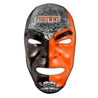 NFL Cleveland Browns Fan Face