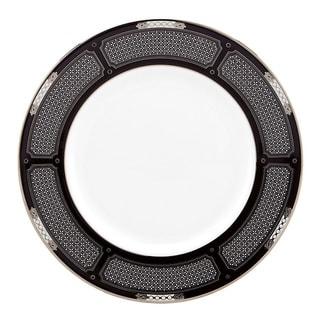 Lenox Hancock Platinum White Accent Plate