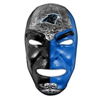 NFL Carolina Panthers Fan Face