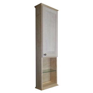 Ashley 42-inch Wood Wall-mount Cabinet