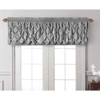 VCNY Carmen Tailored Window Valance|https://ak1.ostkcdn.com/images/products/8388638/P15691589.jpg?impolicy=medium